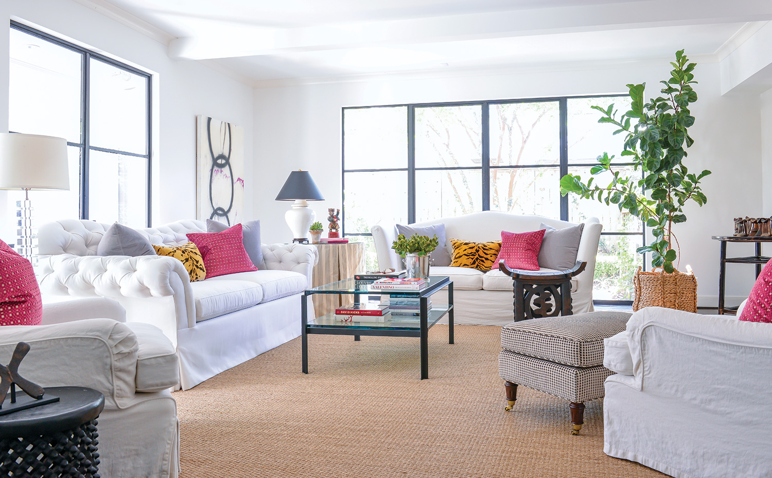 Defining Style with Designer Ashley Goforth - Southern Home Magazine