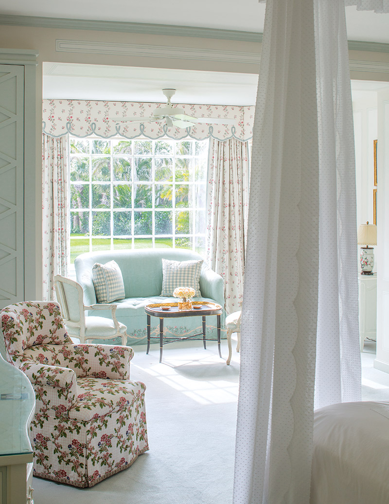A French Design with Southern Comforts - Southern Home Magazine