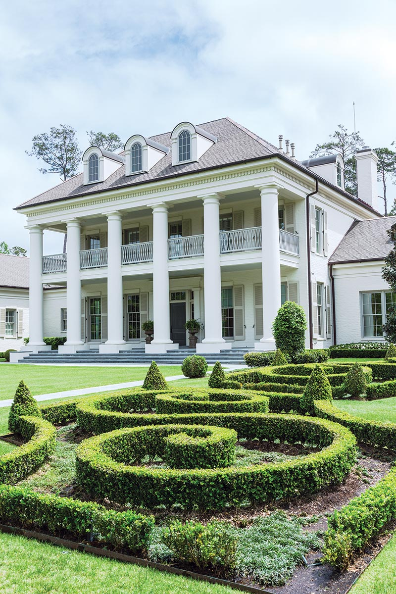 a louisiana home with a neoclassical nuance southern home magazine