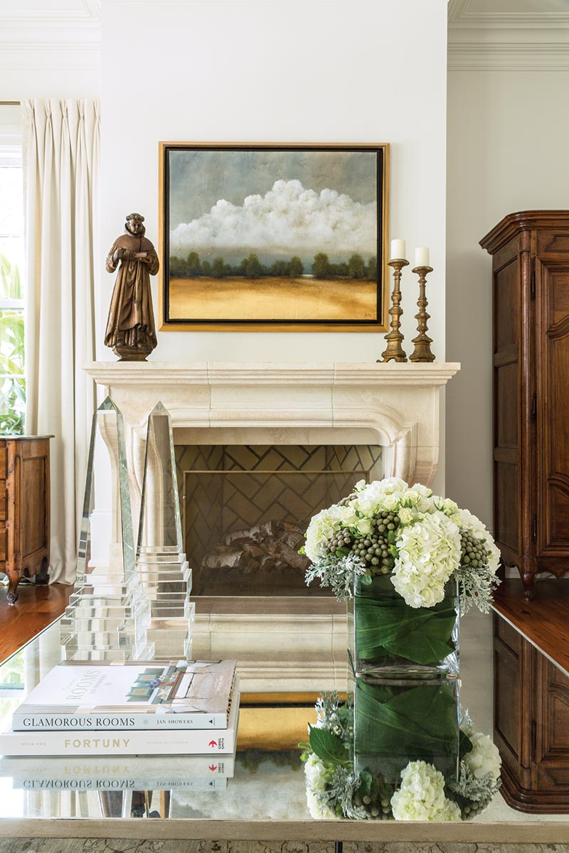 A Louisiana Home With A Neoclassical Nuance Southern