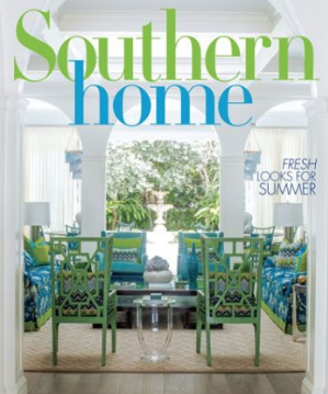 Southern Home May/June 2017 cover