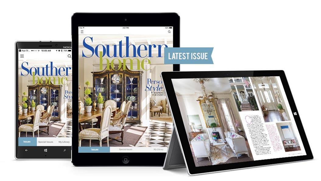 SouthernHome July/August 2017