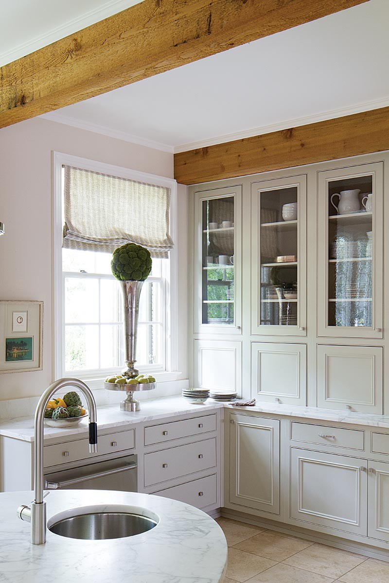 New cabinetry A Birmingham Ranch Redesign
