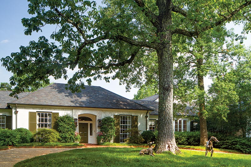 A Birmingham Ranch Redesign - Southern Home Magazine on ranch home color, ranch home transformation, ranch home interior design, ranch home decorating, ranch home architecture, ranch home remodels, ranch floor plans home designs, ranch home furniture, ranch home updates, ranch home plans with front porch,