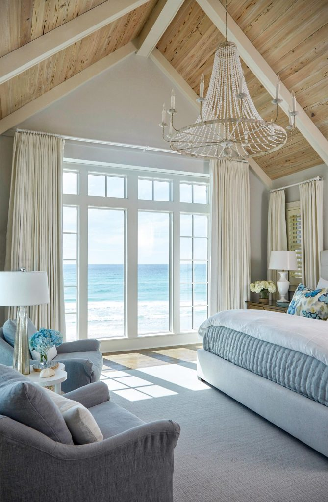 Shoreline Serenity Designers and architects create serene shoreline home