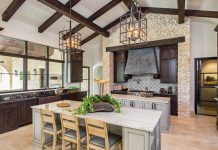 A Tuscan Inspired Texan Home