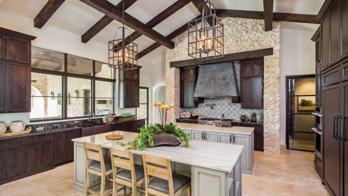 A Tuscan Inspired Texan Home