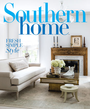 Southern Home March/April 2017 cover