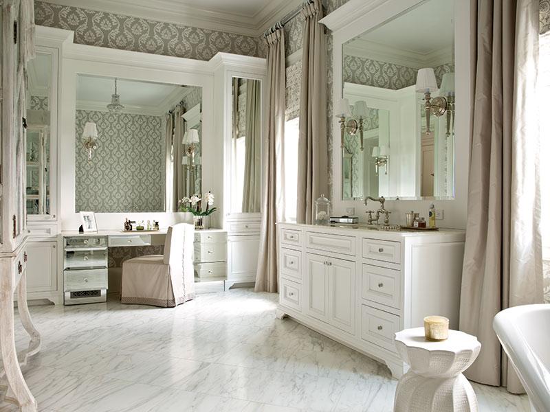 Lexington home master bath