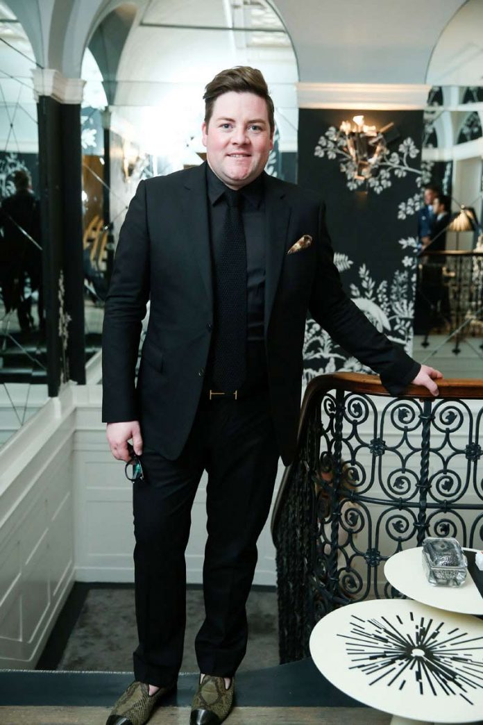 Interior Designer, Jonathan Savage