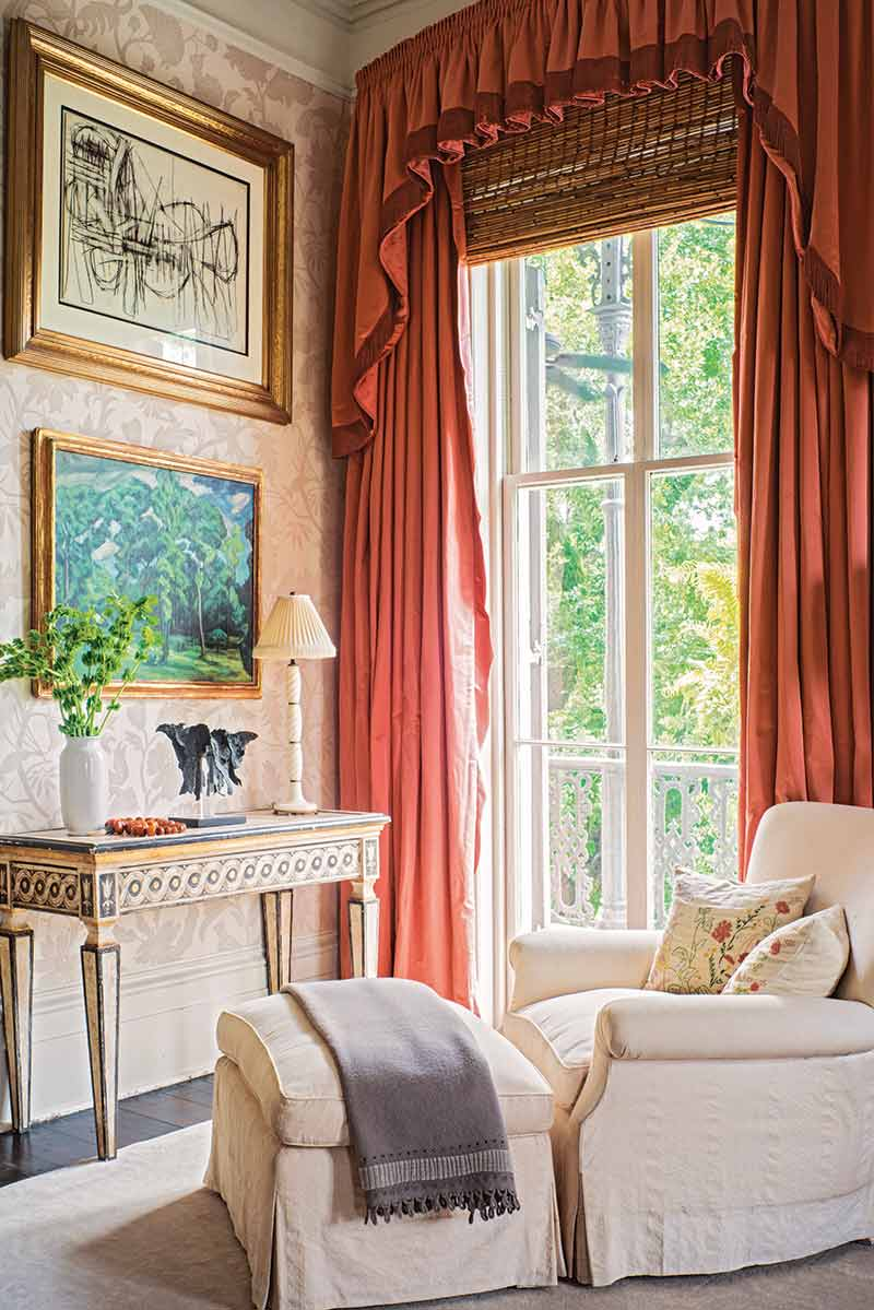 window nook - southern comfort