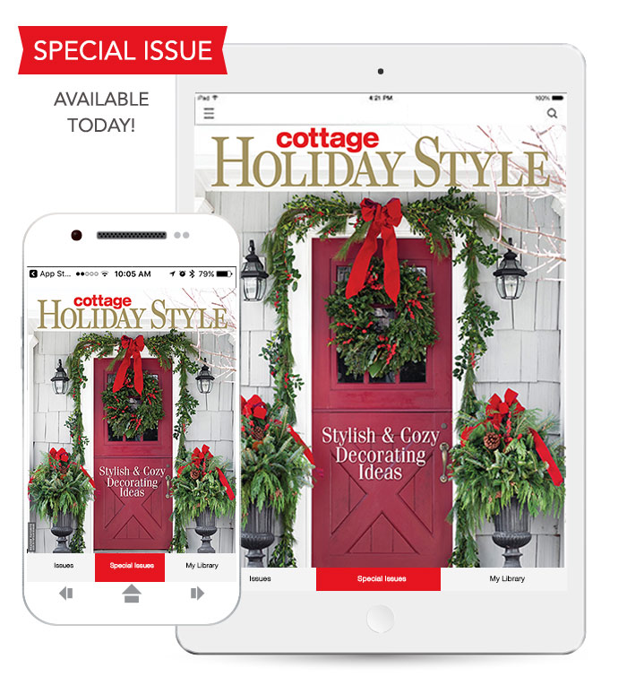 digital preview of Cottage Holiday Style