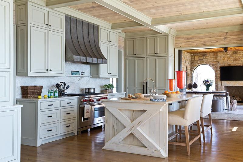 Lake Martin kitchen