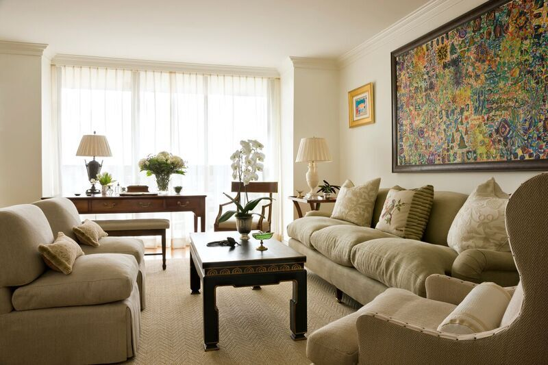 Betsy Stires Living Room