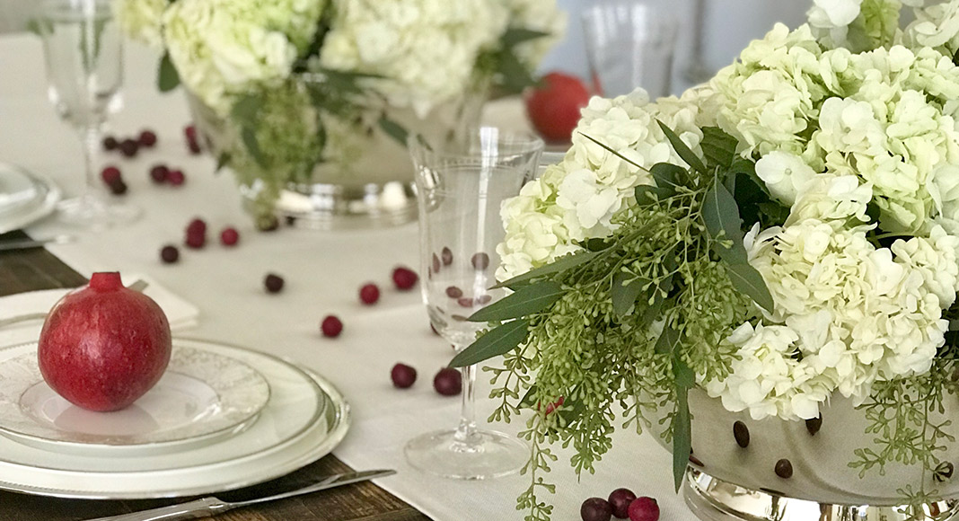 Create One Of These Three Almost Effortless Christmas Tablescapes