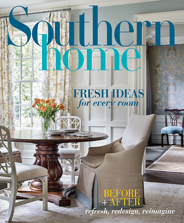 Southern Home Magazine: Our Top 10: Unique Tile Patterns For Every Room