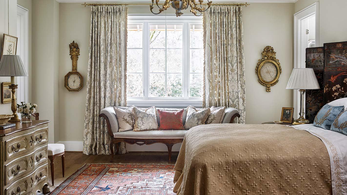 Patricia McLean - bedroom