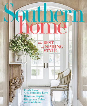 Southern Home March/April 2019 cover