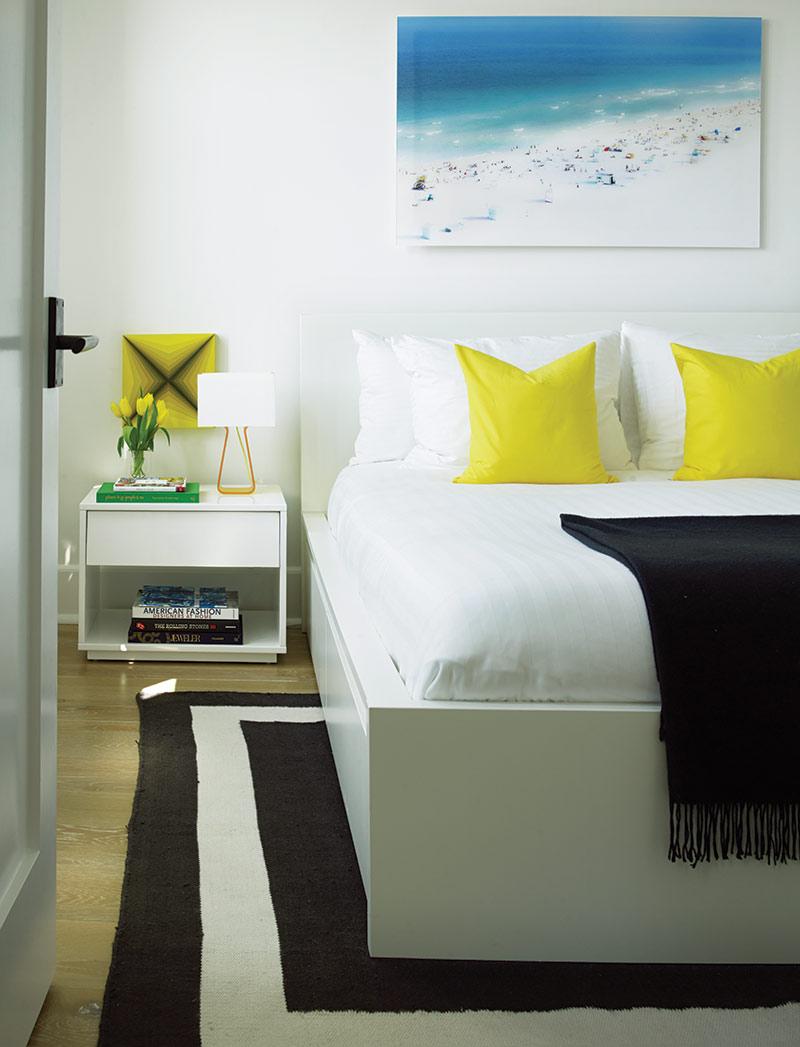 Alys Beach guest bedroom