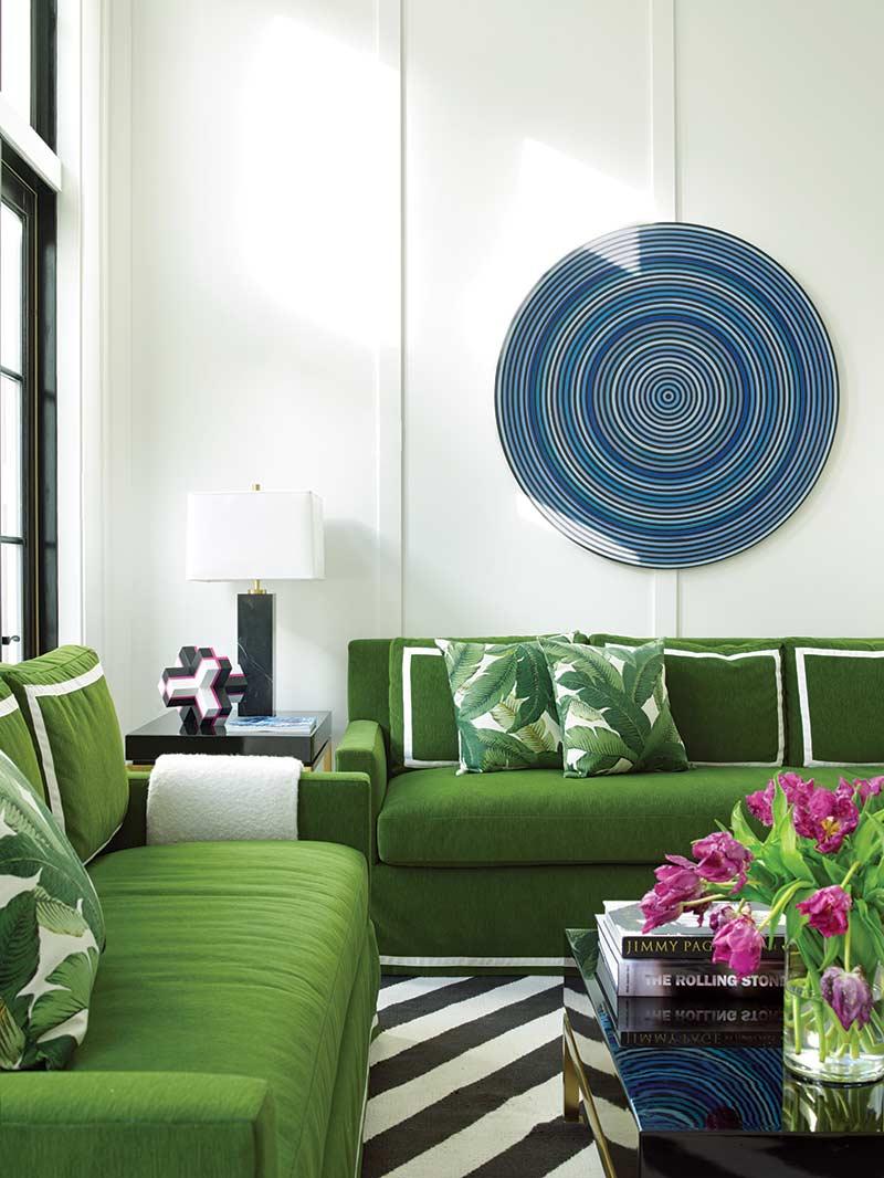 Alys Beach living room