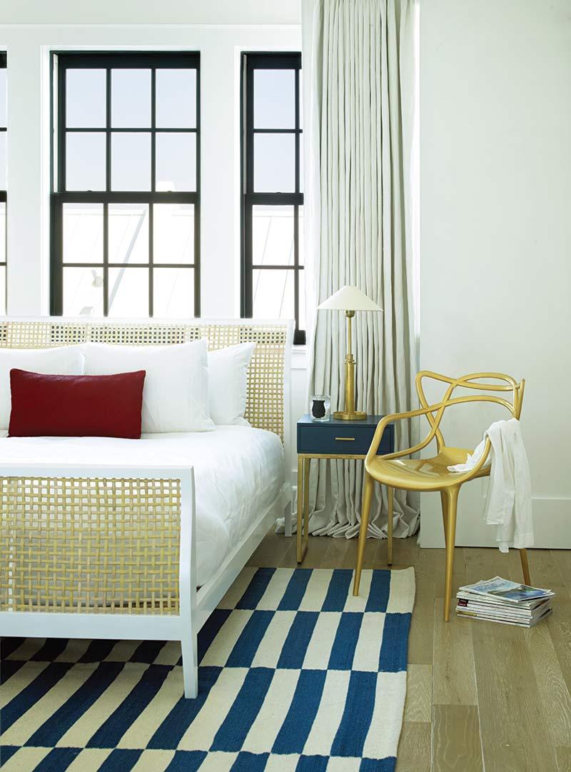 Alys Beach master bedroom