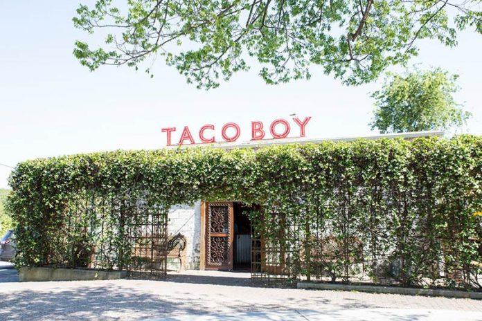 Taco Boy restaurant