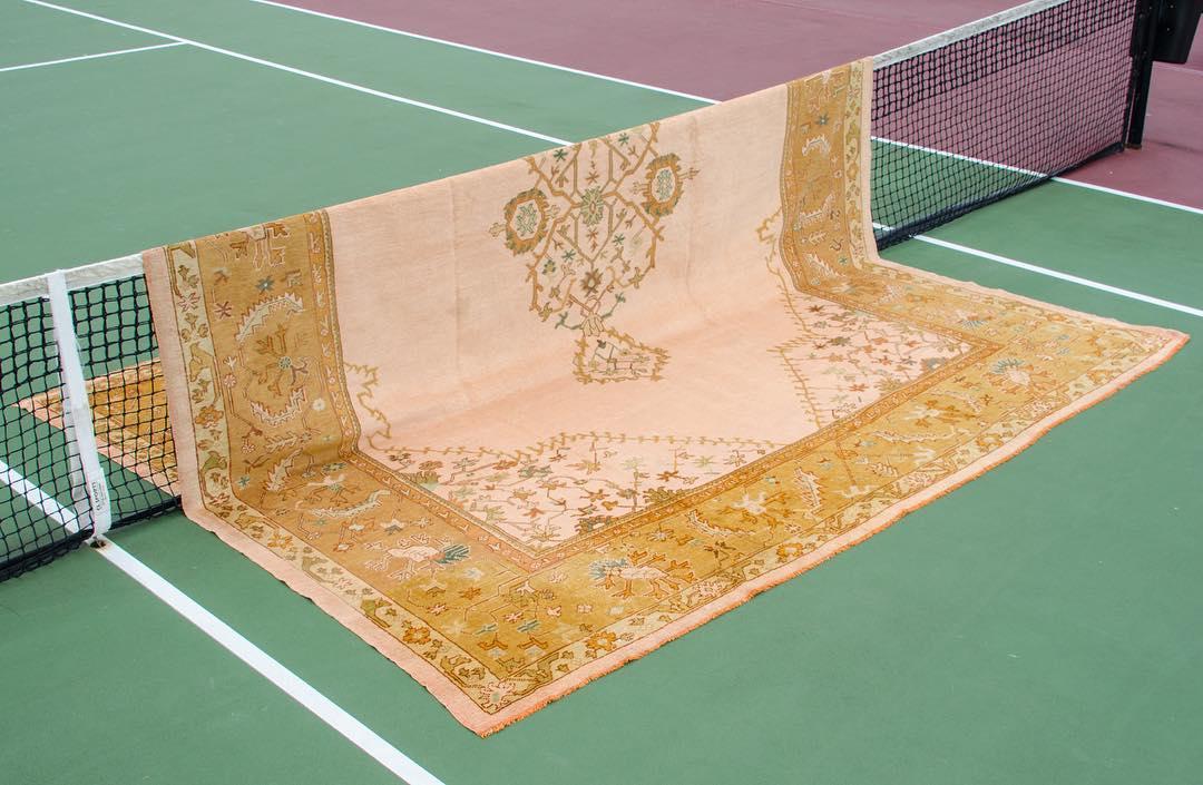 carol piper rug