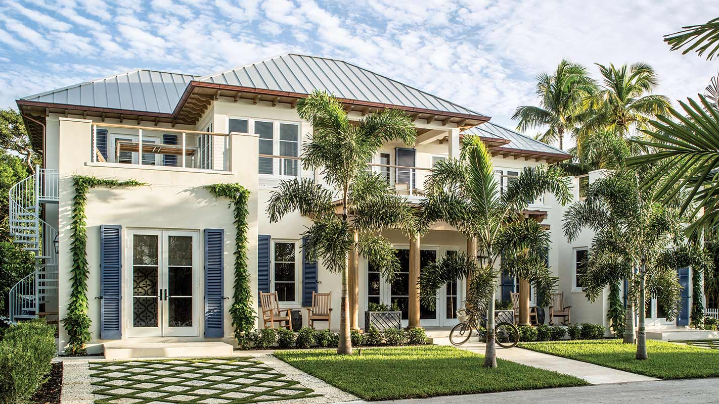 Key West vacation home exterior