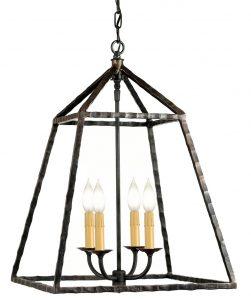 Steel Lantern by Fourteenth Colony