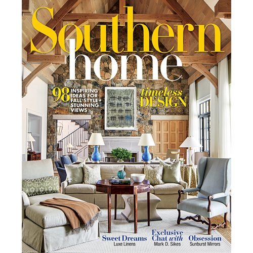 September October 2019 Southern Home Magazine