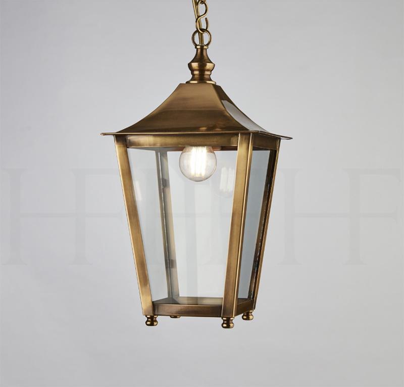 Hector Finch lantern