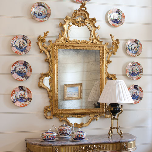 French Cottage Style 2020 - Southern Home Magazine