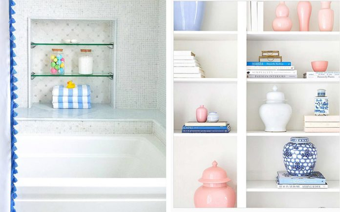 Shelf Styling in the Southern Home