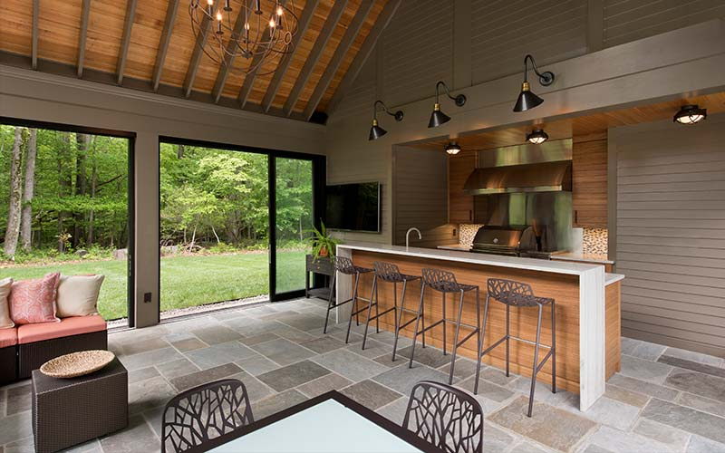 Pool House Summer Sanctuaries 3 Projects From Top Designers Southern Home